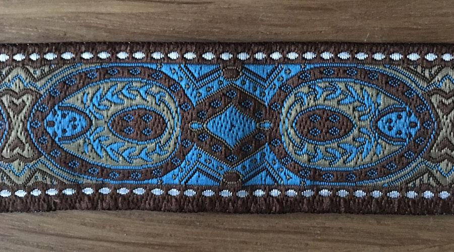 Ajani - braun / blau