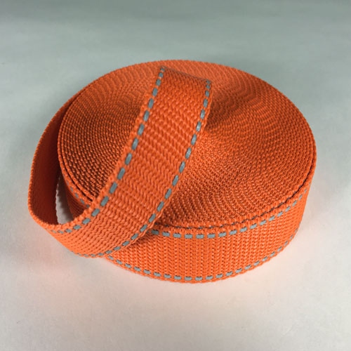Strong - Orange mit Reflektor Grob